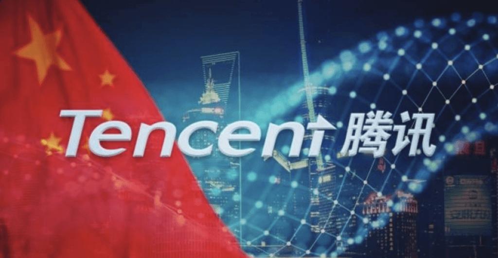 Tech Giant Tencent's Blockchain Journey