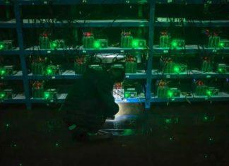 China crypto miners