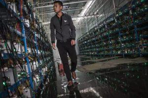 Chinese Crypto Miner