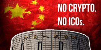 ban crypto china