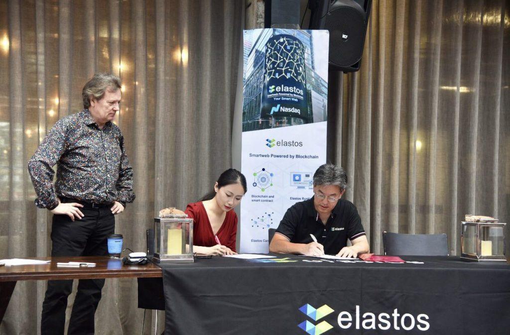 elastos china deals