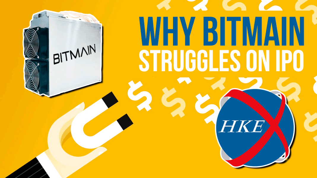 Why Bitmain Struggles to get Listed on Hong Kong Stock Exchange