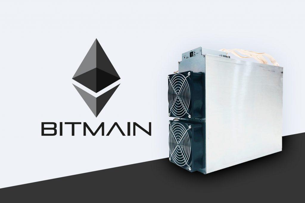 bitmain ethereum miner