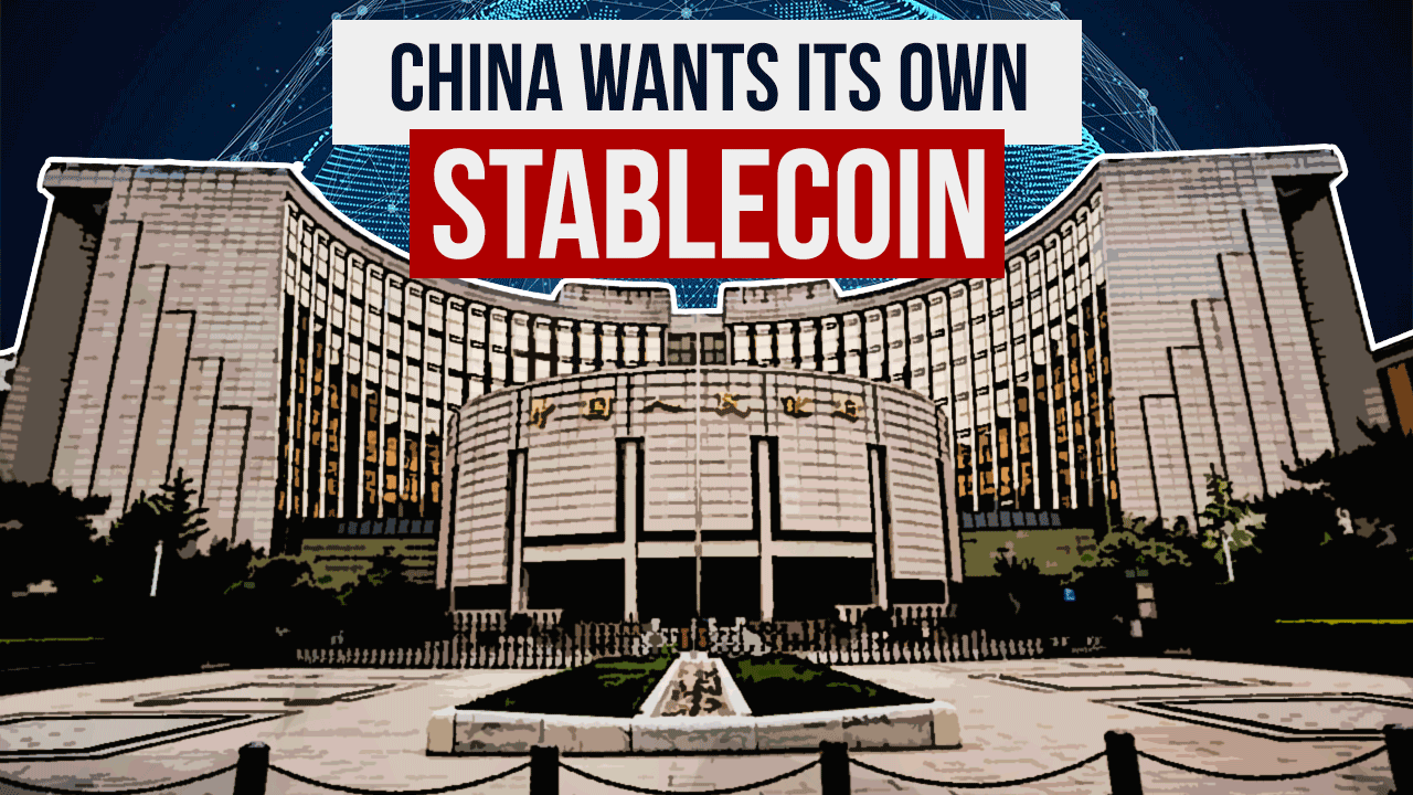 People Bank of China Makes an Effort to Create a Stablecoin Based on Yuan