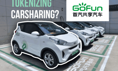 Tokenized Carsharing in China Becked By the State-Owned Company. Really?