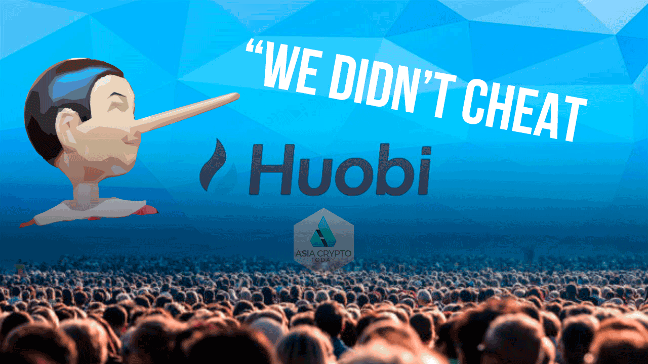 Huobi Denies Participation in Voting Manipulations in the EOS network