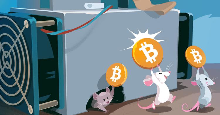 Mining virus steals the computation power