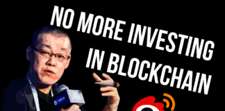 "Chinese Bitcoin Billionaire: ""I'm Done with Investing in Blockchain"""