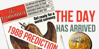 WasItBitcoin?theEcomistPredictedtheWorldCoin