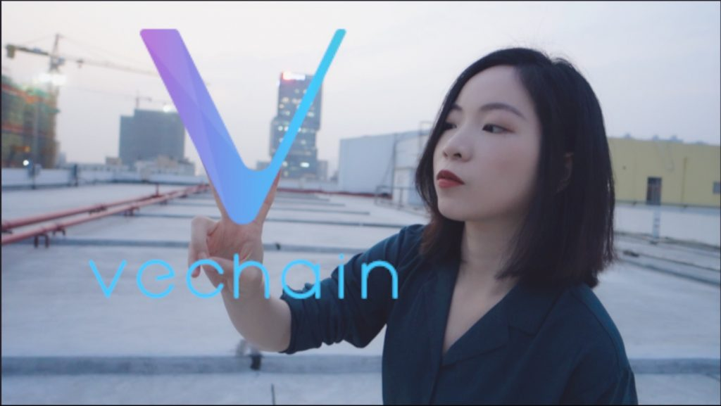vechain bright code