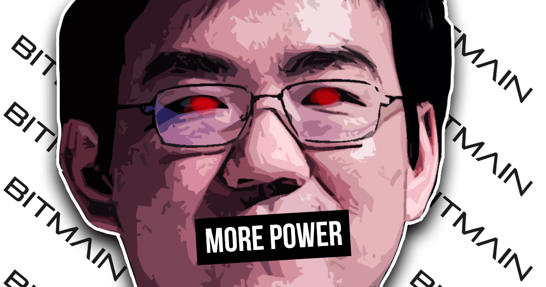 bitmain jihan more power