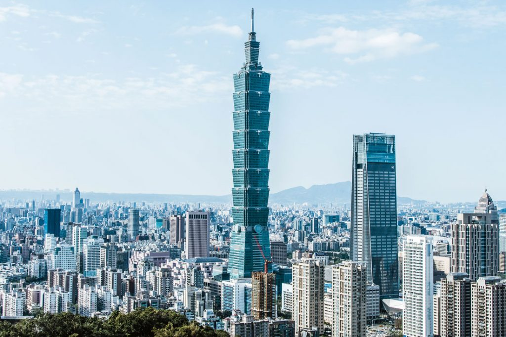 Taiwan as a crypto capital hub