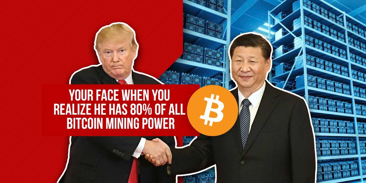 XRP Bitcoin trade war