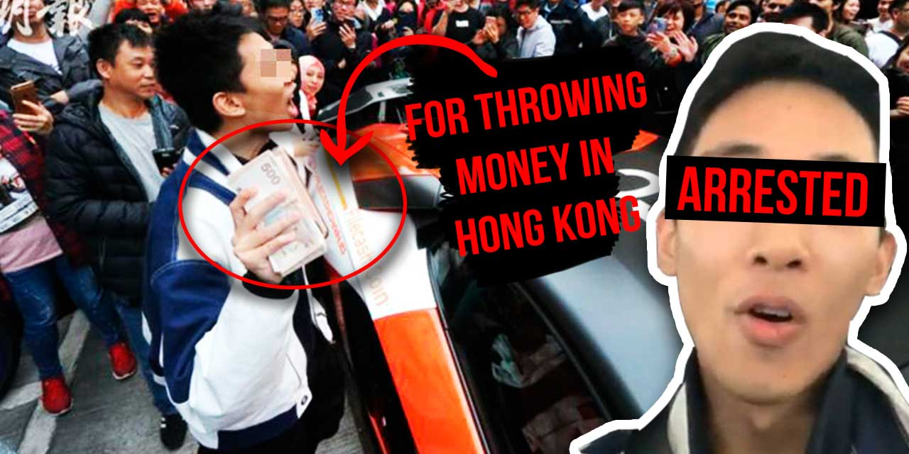 hong kong crypto millionaire arrested