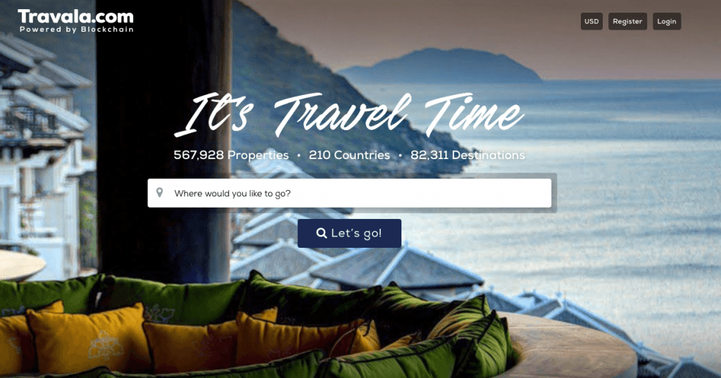 travala-screenshot-website