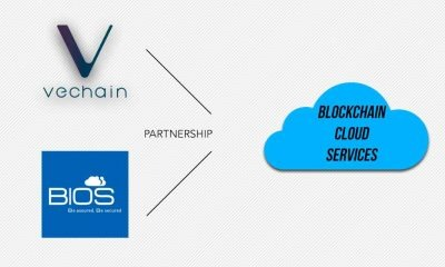 vechain-BIOS-partnership