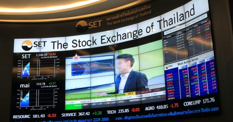 The Stock Exchange of Thailand on Crypto