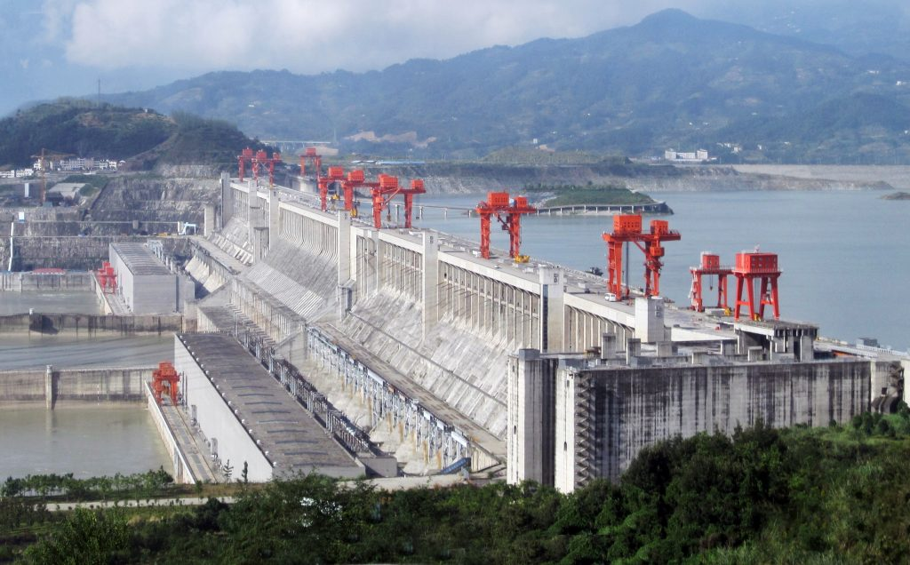 The World's Largest Hydroelectric Dam