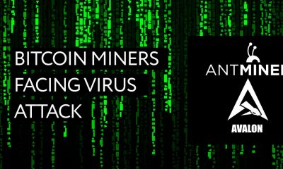 bitcoin miners face virus attack hant