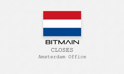 bitmain close amsterdam office