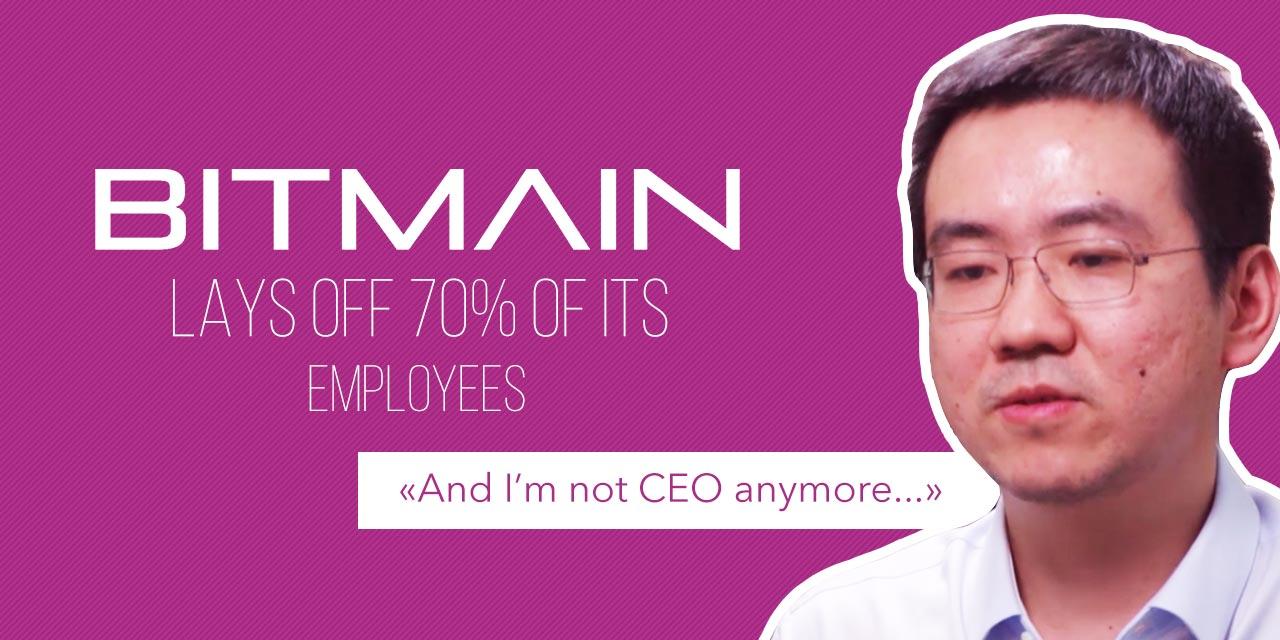 bitmain layoff