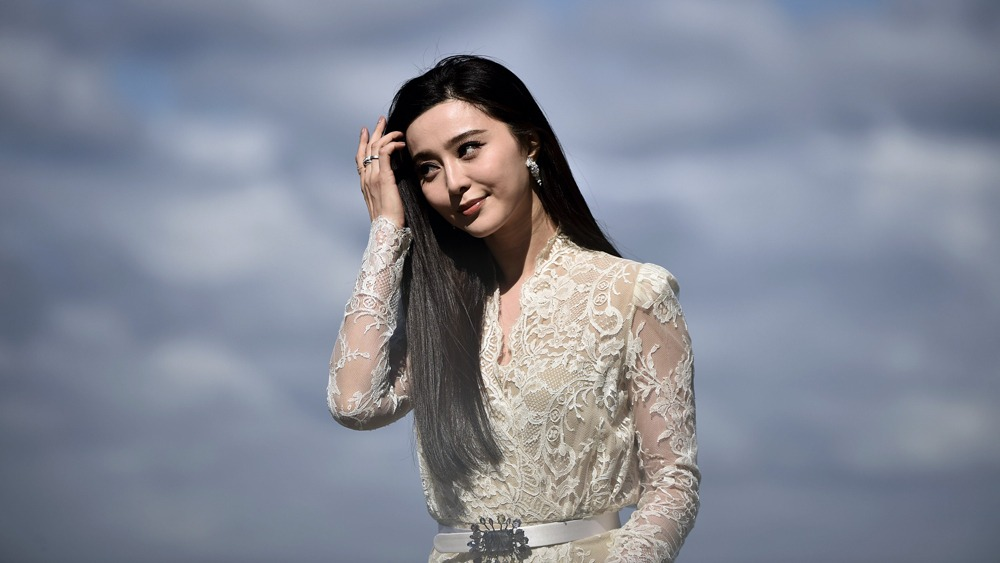 Fan Bing Bing, the famous Hollywood, and Chinese actress