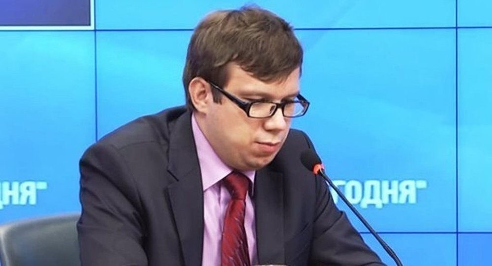 Vladimir Ginko on Russia buying bitcoin