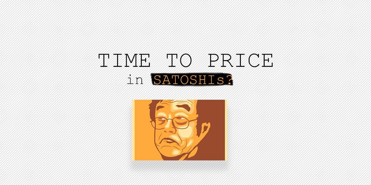 one satoshi bitcoin