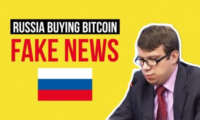russia bitcoin news fake