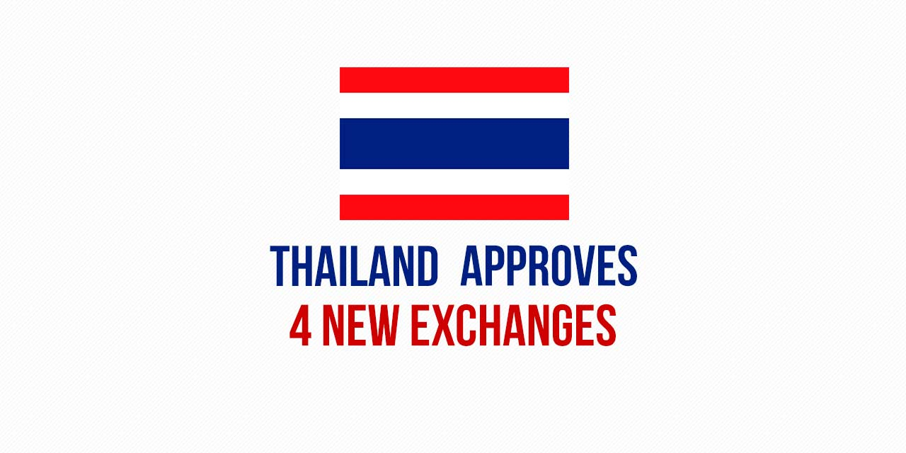 thailand-approves-4-new-exchanges