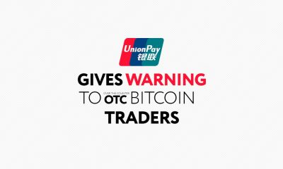 unionpay bitcoin prohibition