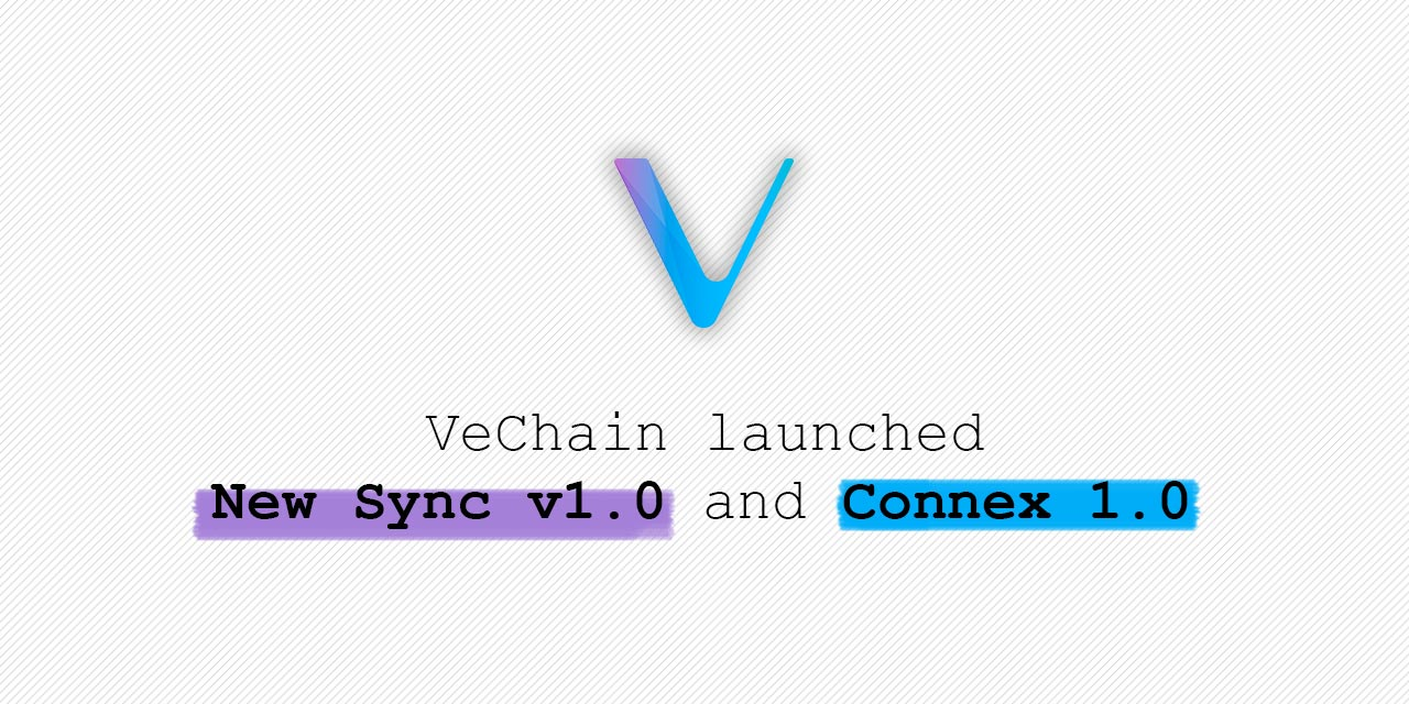 vechain new synch connex