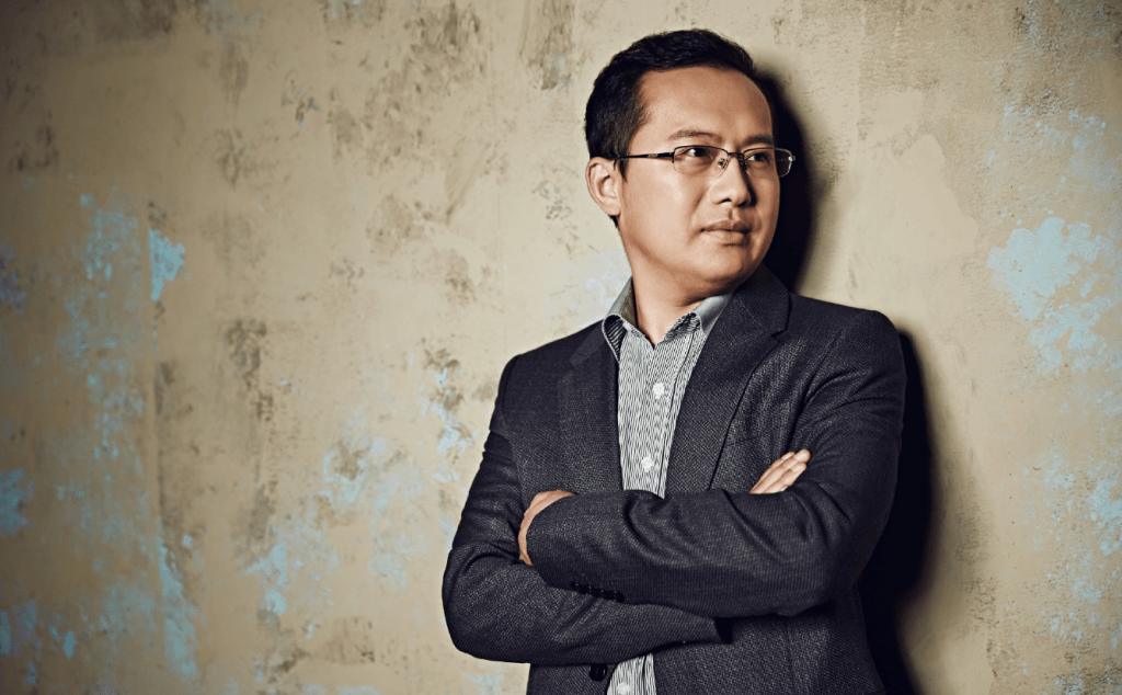 Star Xu, Founder of OKCoin Exchange