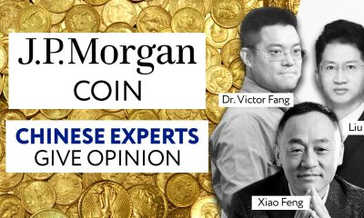 chinese experts on jpmorgan coin