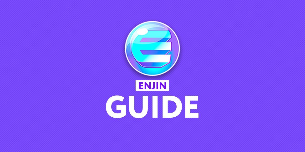 enjin enj guide