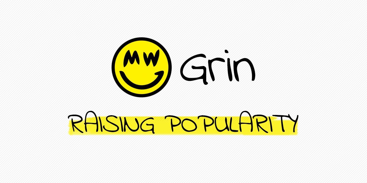 grin mining raising china