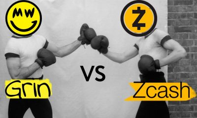 grin vs zchash battle