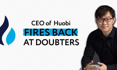 huobi ceo fires back