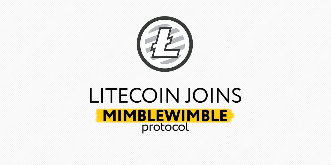 litecoin joins mimblewimble