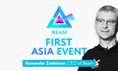 mimblewimble beam asia event