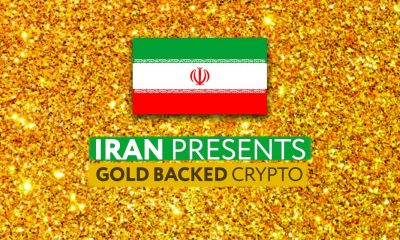 peyman iran presents gold backed crypto
