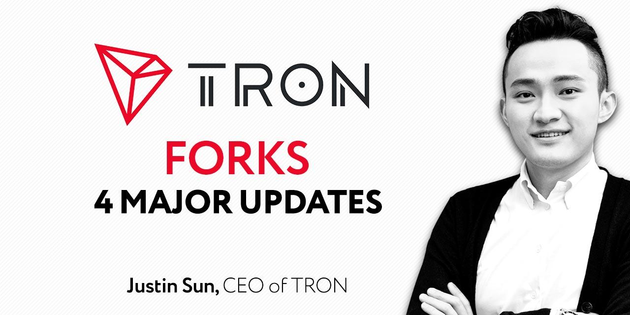 tron fork major update
