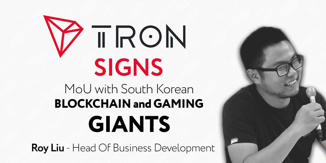 tron south korea gaming