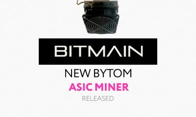Bitmain New Mining Machine