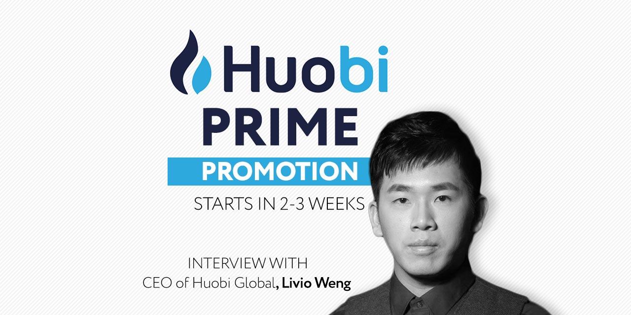 Livio Weng Huobi Prime