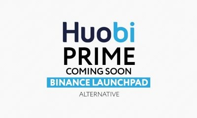 Huobi Prime Binance