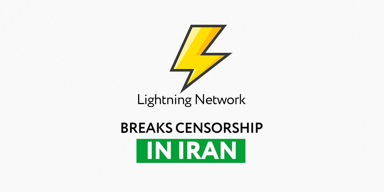 Lightning Network Iran Bitcoin