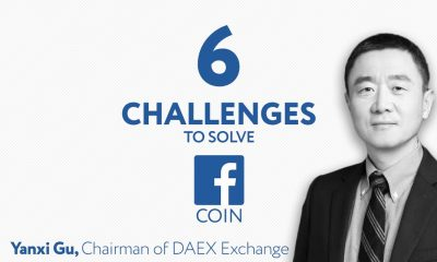 Facebook Stable Coin Gu Wanxi