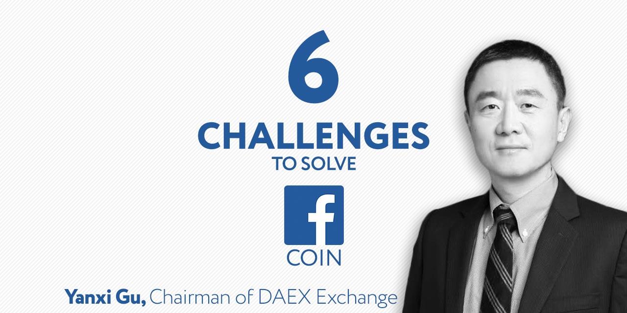 Facebook Stable Coin Gu Wanxi
