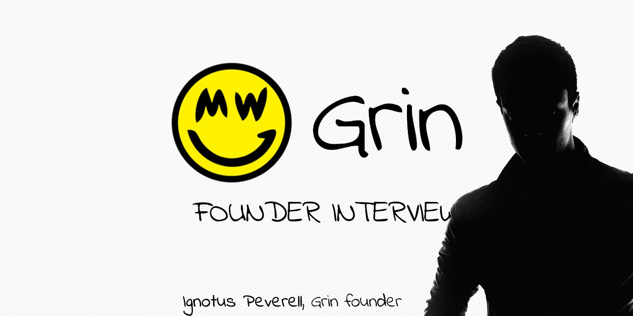 grin founder ignotus peverall interview